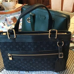 Authentic Louis Vuitton Lucille PM